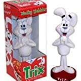 "Trix Rabbit ""Retired"" Wacky Wobbler"