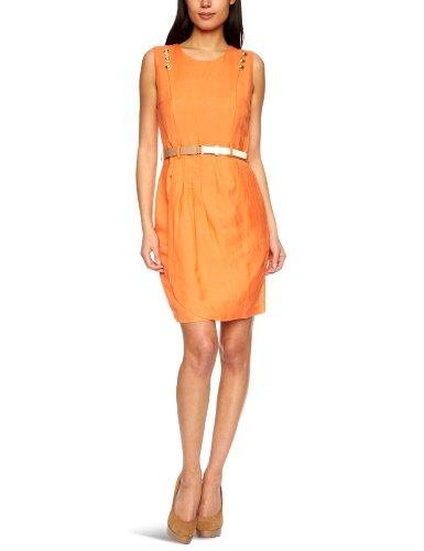 Yumi Jillian Women's Dress Orange 10