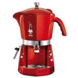 BIALETTI MOKONA COFFEE MAKER- RED