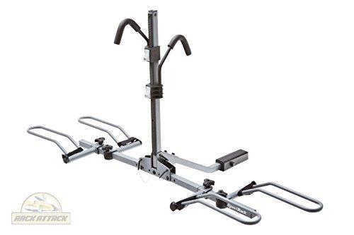 Sportrack Sr2901Lr 2-Bike Lock & Tilt Platform Rack front-888449