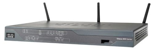 Cisco C887VA-W-E-K9 - Router inalámbrico (VDSL2/ADSL2+, conmutador de 4 puertos, 802.11b/g/n)