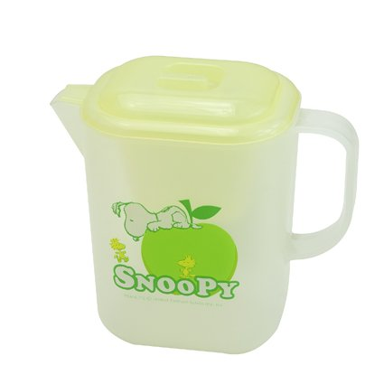 Snoopy & Woodstock Plastic Pitcher