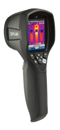 FLIR Systems, Inc. FLIR i3 Thermal Imaging Camera, Black and Gray