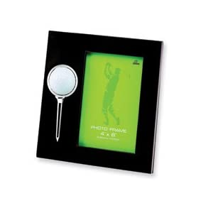 Golf Ball Photo Frame