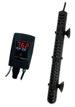 Jbj True Temp Titanium Heating System Kit For Aquariums, 1000-Watt