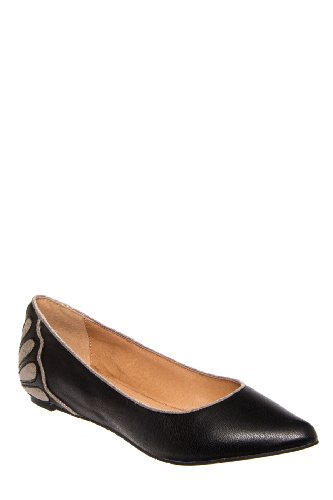Jodi Pointed Toe Flat Shoe