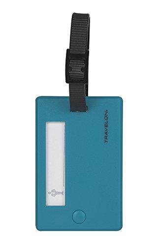 travelon-set-of-2-luggage-tags-aqua-one-size