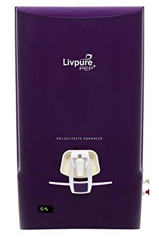 Livpure Pep Puls RO+UV+TE (7 liters)