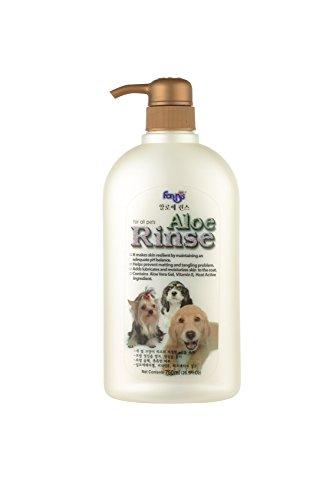 Forbis Aloe Rinse Dog Shampoo, 750 Ml