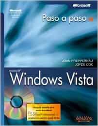 Windows Vista: Paso a Paso/ Step by Step (Spanish Edition