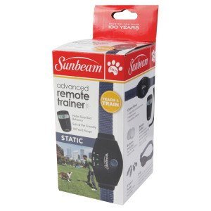 Sunbeam Advanced Remote Trainer-Static for Dogs (Sunbeam Dog compare prices)