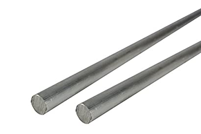 "4 Pieces 1//2/"" ALUMINUM 6061 ROUND ROD 14/"" long .50/"" Solid T6511 Lathe Bar Stock"