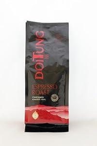 Doi Tung Single Origin Shade Grown Aribica Coffee - Espresso Roast Whole Bean Coffee