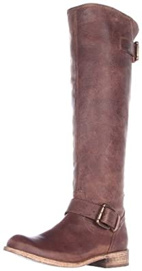 Steve Madden Women's Lynxx Knee-High Boot,Brown Multi,7.5 M US