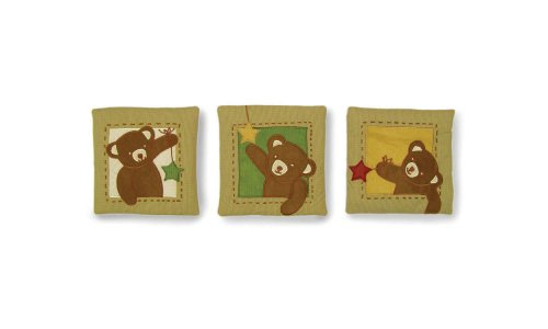 NoJo Wall Hanging B is for Bear (Discontinued by Manufacturer)