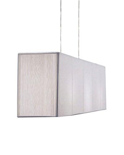 Axo-Light Lámpara De Suspensión LED Clavius Sp Blanco