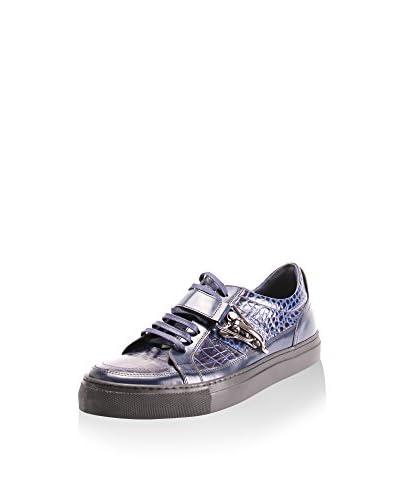 Reprise Zapatos de cordones Sneaker Azul Oscuro