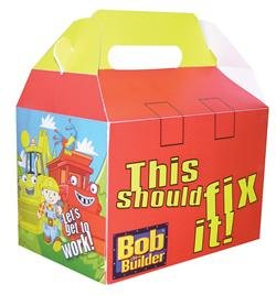 BOB THE BUILDER FAVOR BOXES 6 COUNT