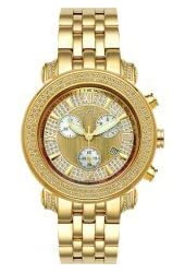 Joe Rodeo 2.0 Carat Diamond Watch Gold # JTY1