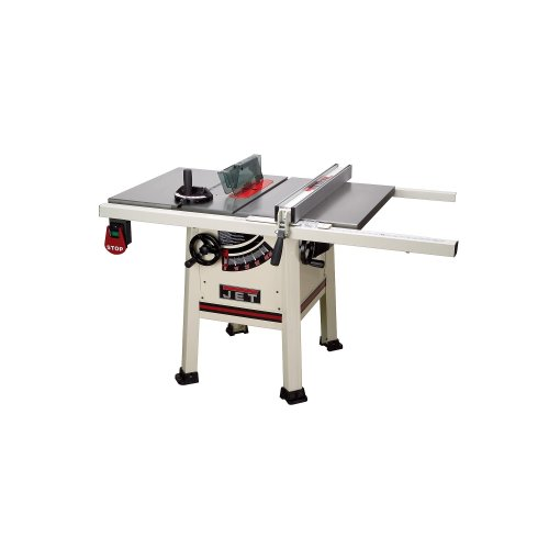Jet 708482K JPS-10: 10-Inch ProShop Table saw 1-3/4HP 30-Inch Cast Wings