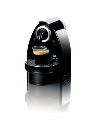 Nespresso C101 Essenza Single Serve Automatic Espresso Machine (Piano Black)