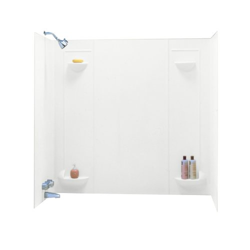 Buy Bargain Swanstone TF-57-010 Veritek Five Panel Tub Wall Kit, White Finish