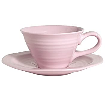 Pink Sophie Conran Cup and Saucer