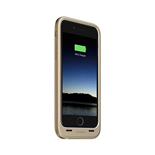 日本正規代理店品・保証付mophie juice pack plus for iPhone 6 (4.7インチ) ゴールド MOP-PH-000073