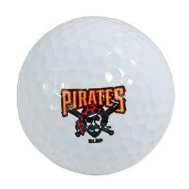 Pittsburgh Pirates Logo Golf Ball