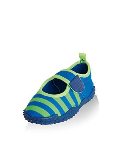 Playshoes Zapatillas Azul / Verde