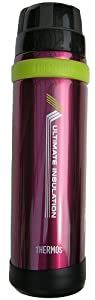 THERMOS(サーモス) 山専ボトル 500ml BGD(バーガンディ) FEK-500