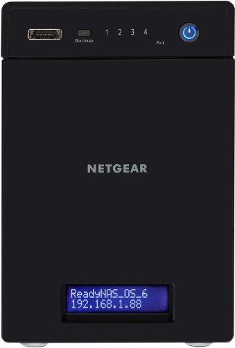Netgear ReadyNAS 314 4-Bay Diskless Network Hard Disk