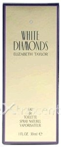 WHITE DIAMONDS by Elizabeth Taylor EDT 1 oz