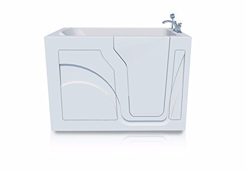HealthSmart Walk in Bathtub Bath Tub Safety Handicapped Walkin Soaker TUB (Handicap Walkin Tub compare prices)
