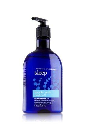 バス&ボディワークス アロマセラピー スリープ ラベンダー バニラ ハンドソープ 236ml Aromatherapy Hand Soap Sleep Lavender Vanilla