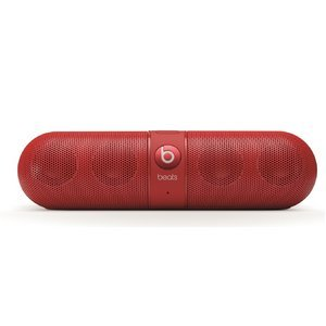 beats pill wireless speaker red color BT SP PILLBT RED (Japan Import)