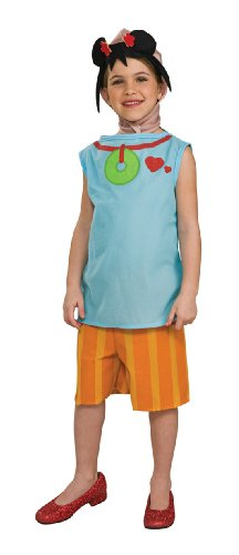 Ni Hao, Kai-Lan Costume, Toddler
