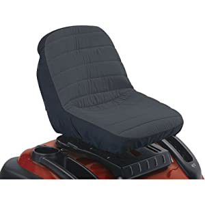 Classic Accessories Lawn Mower Seat Cover - Fits Backrests up to 12in.H from Classic Accessories