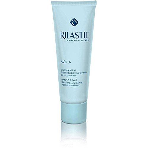 Rilastil Linea Aqua Idratazione Profonda Crema Mani Idratante Nutriente 75 ml
