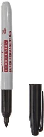 Brady MP-1 Black Fine Point Labeling Pen, Pack of 10