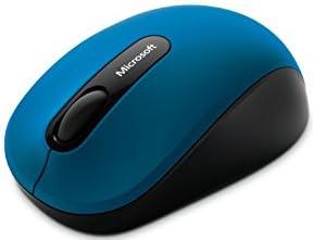 マイクロソフト ワイヤレスマウス Bluetooth Mobile Mouse 3600 Blue ブルー (PN7-00027)