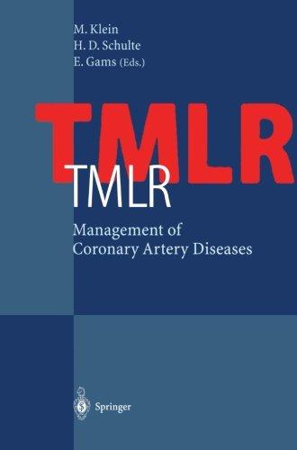 Tmlr Management Of Coronary Artery Diseases