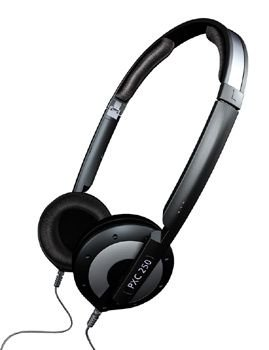 Sennheiser PX 250 Noise Cancelling Headphones with NoiseGard active noise reduction