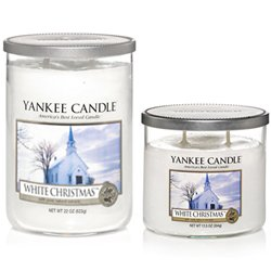 Yankee Candle Multi Wick Candle White Christmas Medium 125 Oz by Yankee Candle