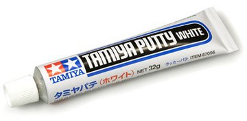 new Tamiya 87095 modeling White Putty modeling Maintenance Material 32g
