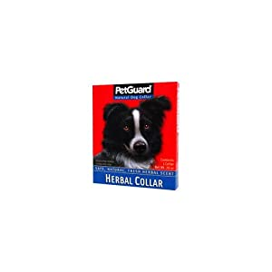 PetGuard Herbal Collar For Dogs -- 1 Collar