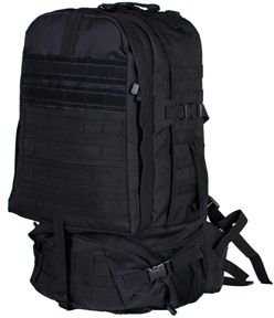 Fox Outdoor Recon Stealth Pack, Black 56-541