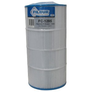 Filbur FC-1285 Antimicrobial Replacement Filter Cartridge for Hayward/Waterway Pool and Spa Filter