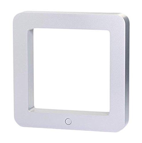 Holi Smart Connected LED Mood Lamp, Silver