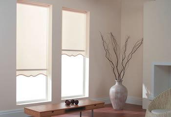 Select Blinds Reminiscent Vinyl Roller Shades 46x60